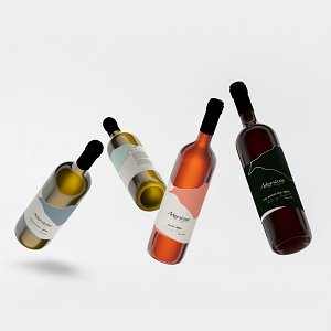 Design AND wine – it's not often we get a dream project...