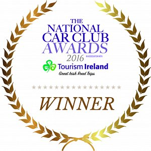 ​Bate Brand win at the National Car Club Awards!