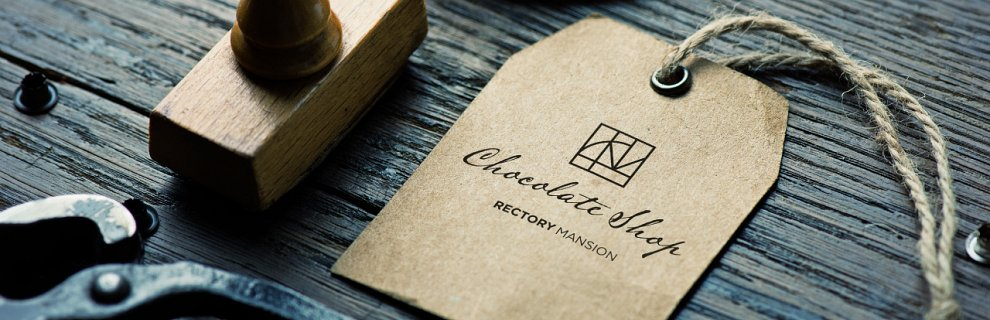 Rectory Mansion - Branding, website, promotional material, signage, packaging